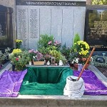 Grabarten Urnengemeinschaftsgrab