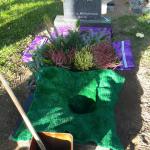 Grabarten Urnengrab